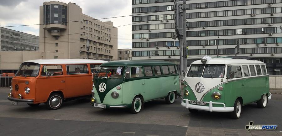 Супер автобусы, Volkswagen Samba (Transporter 1 поколения)