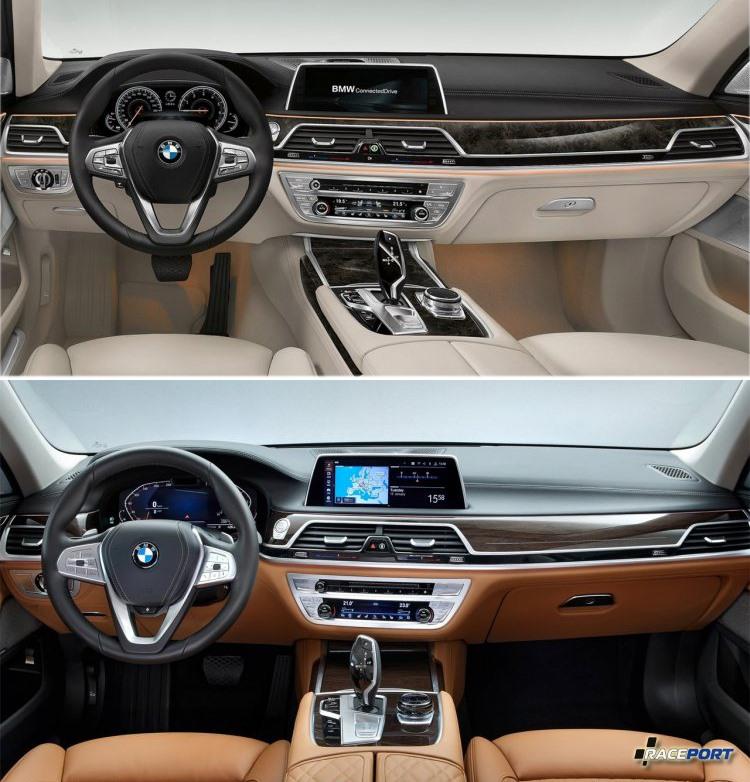 BMW G11 G12 Facelift Restyling 2018