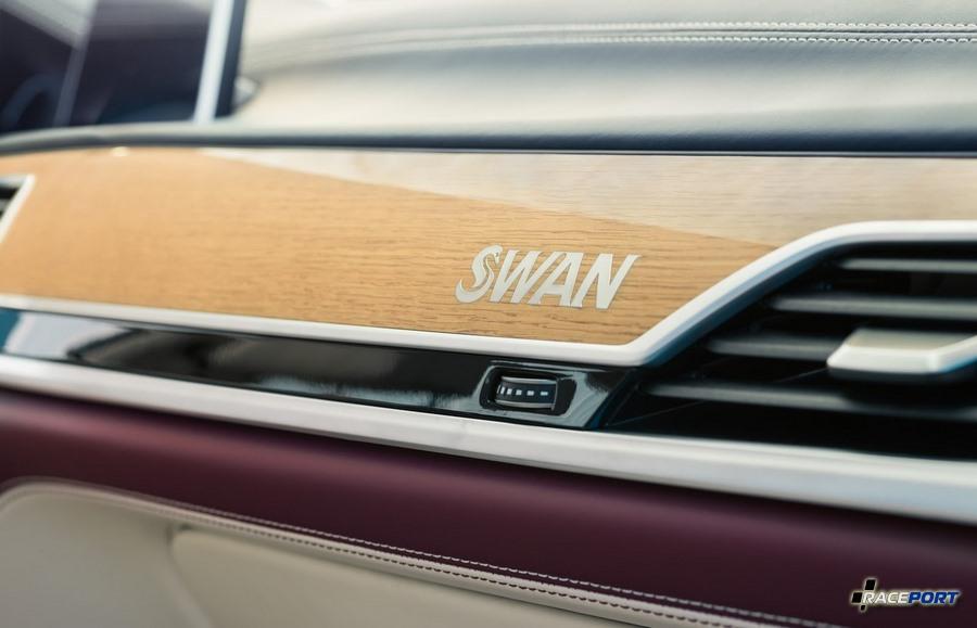 BMW M760Li Nautors Swan