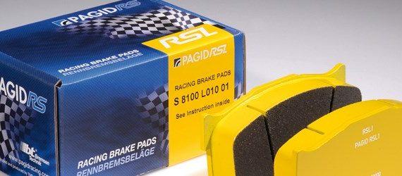 Распродажа тормозных колодок для автоспорта и трекдней
