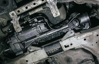 Диагностика и ремонт подвесок