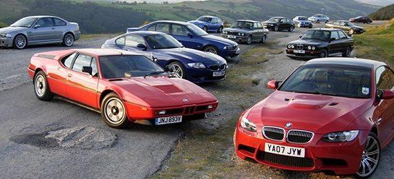 Большой тест BMW M серии