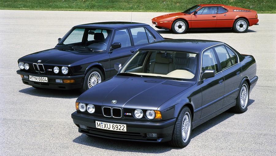 Greatest BMW M5 E34