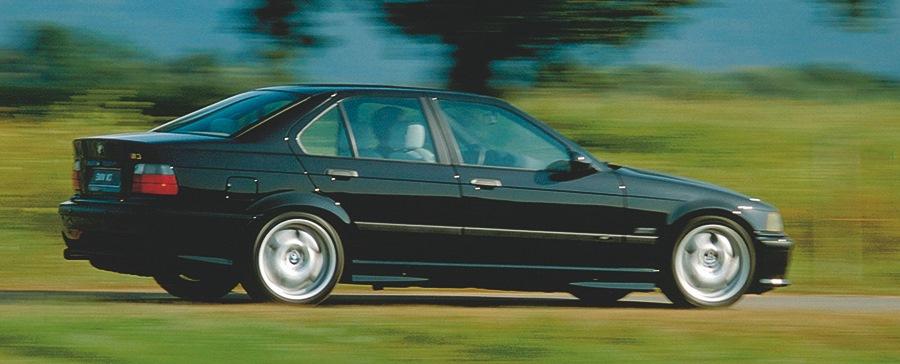 Greatest BMW M3 E36