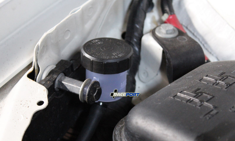 raceport bmw e92m3 steering fluid