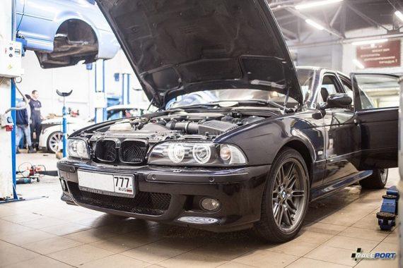 <span>Проект: № 00101</span> BMW E39 M5
