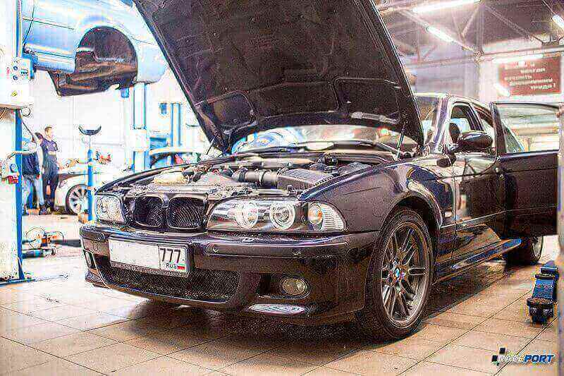 raceport bmw e39 m5