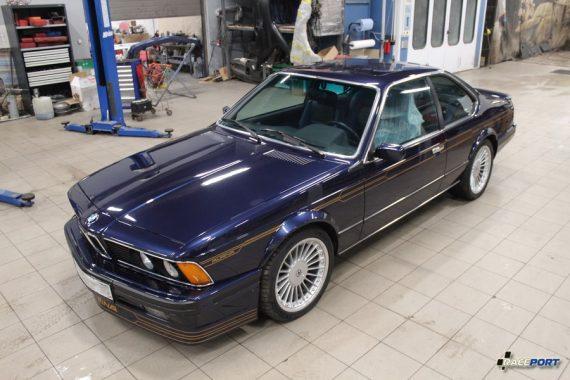 <span>Проект: № 00100</span> BMW E24 635CSi