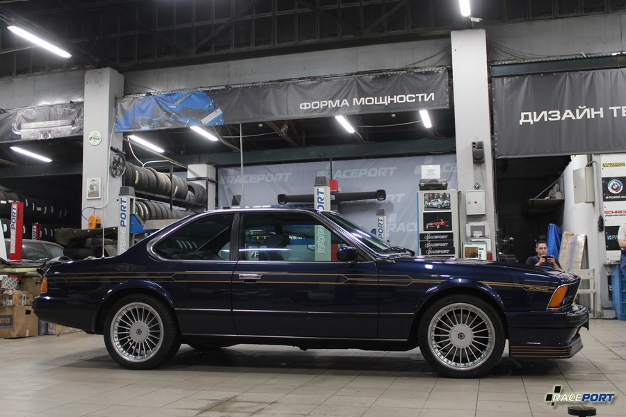 raceport bmw e24 635csi