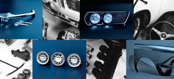 Распродажа деталей BMW Classic