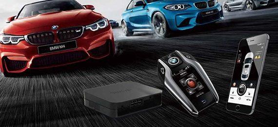 СМАРТ Ключ BMW для вашего комфорта