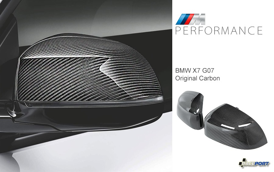 bmw x7 m performance raceport G07