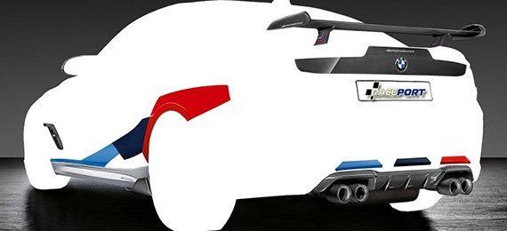 BMW M Performance пакет. Каждая третья деталь со скидкой 20%!