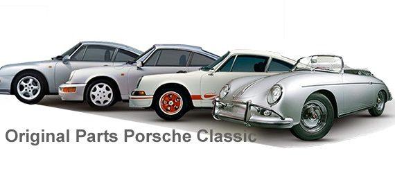 Остаток запасных частей на классические Porsche