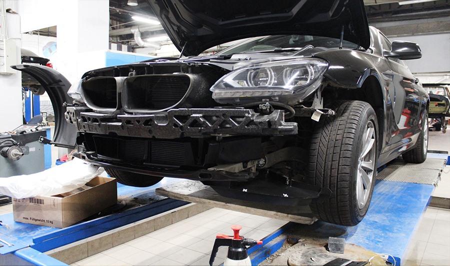 Профессиональный ремонт БМВ