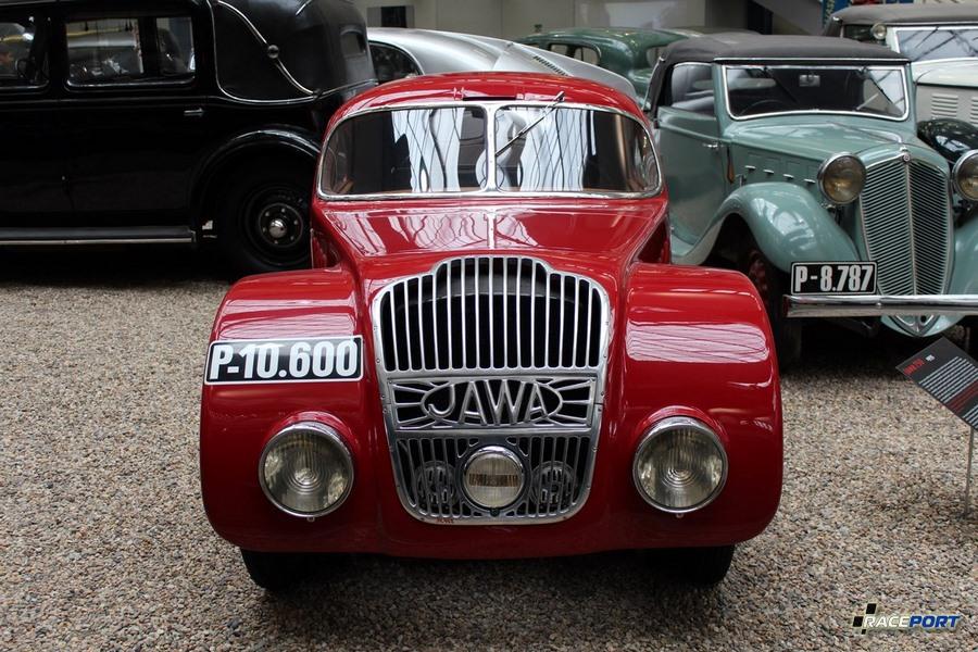 jawa 750 автомобиль Ява