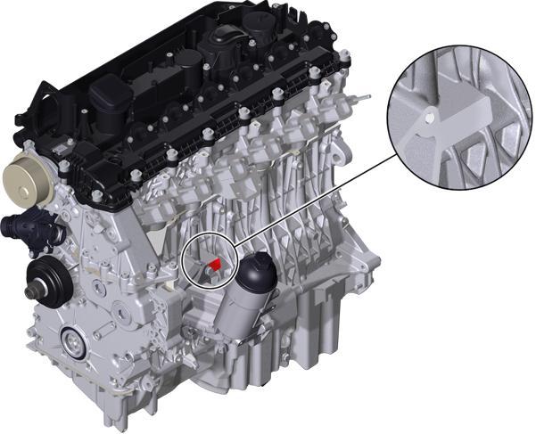 BMW Engine M57 Tue Austausch