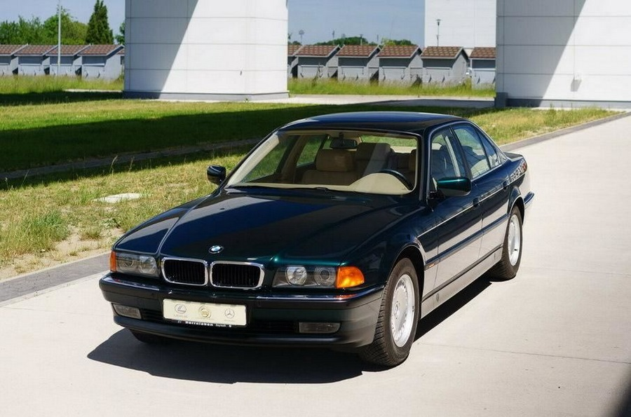 bmw e38 1997 254km