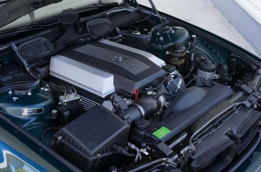 BMW 7er E38 740i