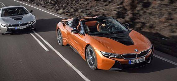 BMW I8 ФИНАЛ