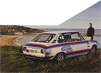BMW 2002 tii Fernandes