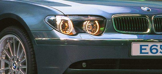 """Что думали на премьере, автомобильные дизайнеры о""""Семерке"""" BMW в 65-м кузове?"""