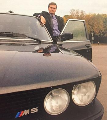 BMW E28 M5 Demeshko