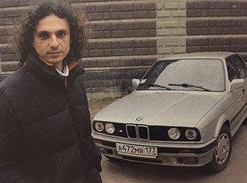 BMW E30 325ix Golovanov