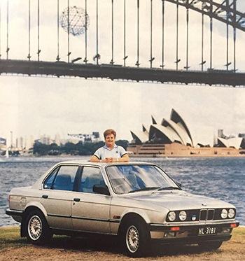 BMW E30 Langli