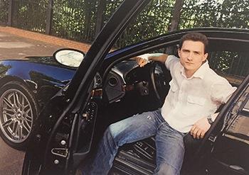 BMW E39 Zhiharev