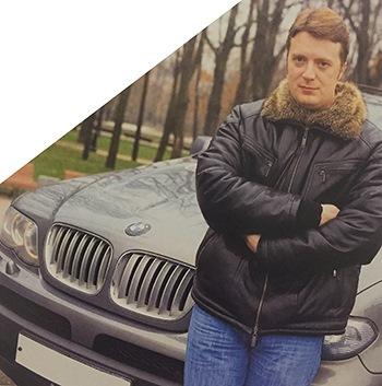 BMW E53 X5 Petelin
