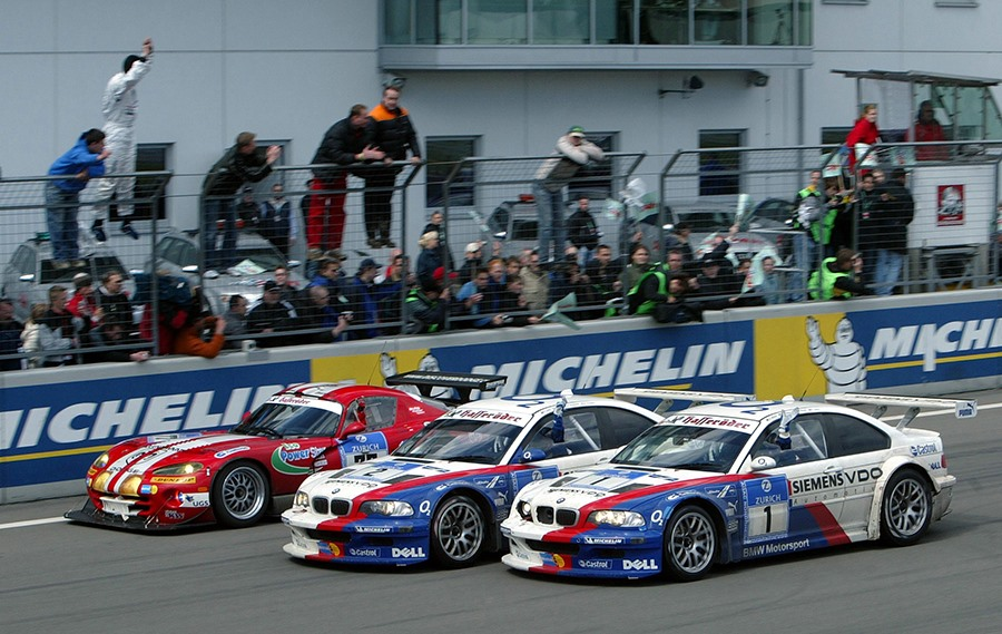 BMW M3 GTR Winner
