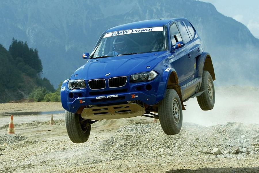 BMW X3 Cross Country E83