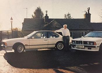 BMW E24 Wolker