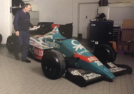 BMW F1 Benetton