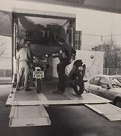 bmw motorrad classic