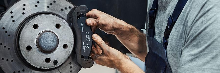 brake system Mercedes Benz