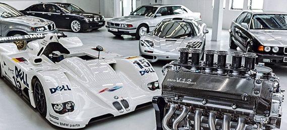 Семейство BMW V12