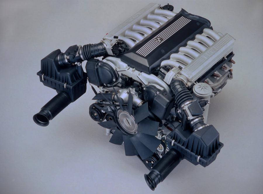 bmw engine v12 m70 1987–1996