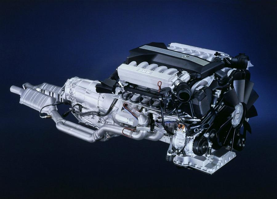 bmw engine v12 m73 1993–2002