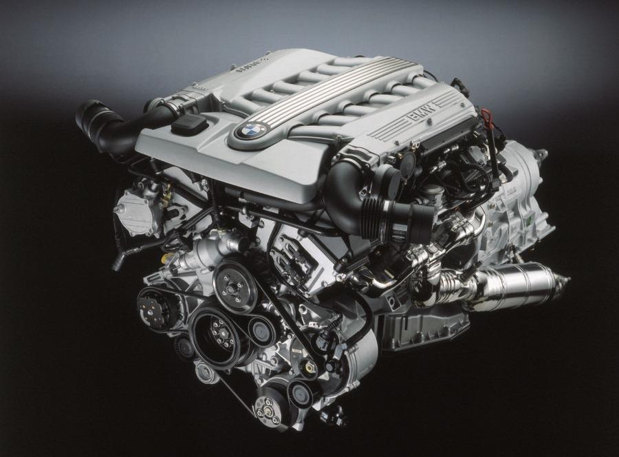 bmw engine v12 n73 2003-2016