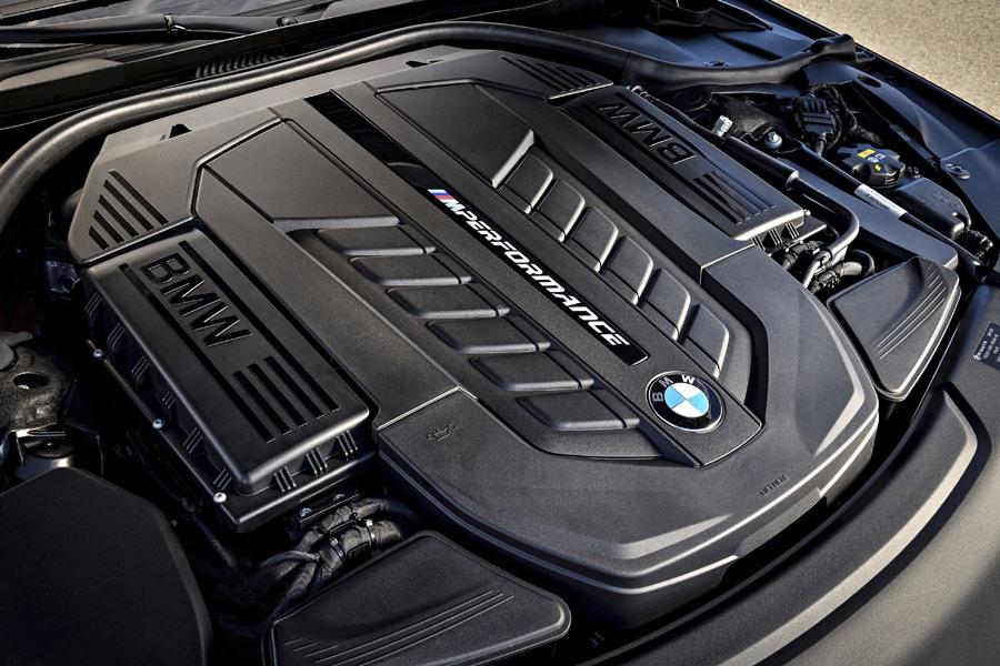 N74B66 BMW M760LiX