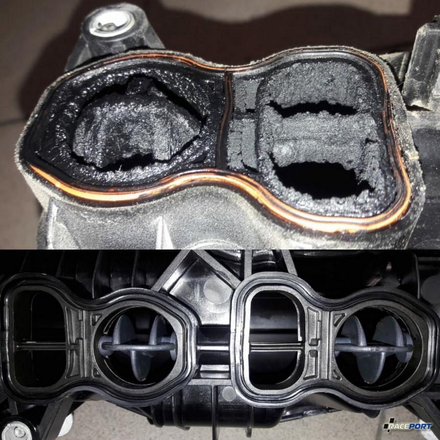 BMW intake carbon