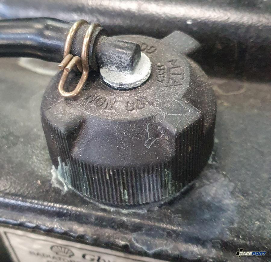 ferrari cooling system