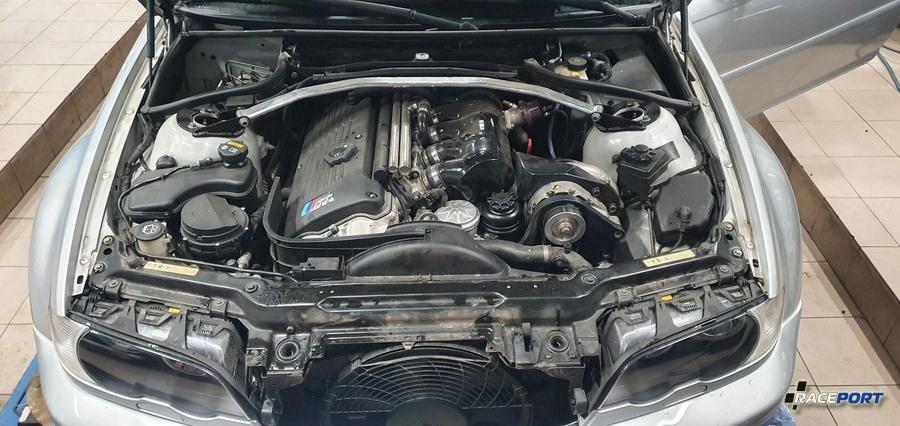 BMW M3 Kompressor E46