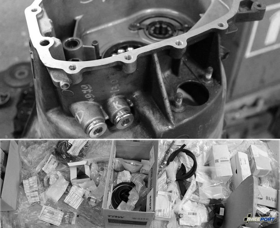BMW M3 SMG2 ремонт