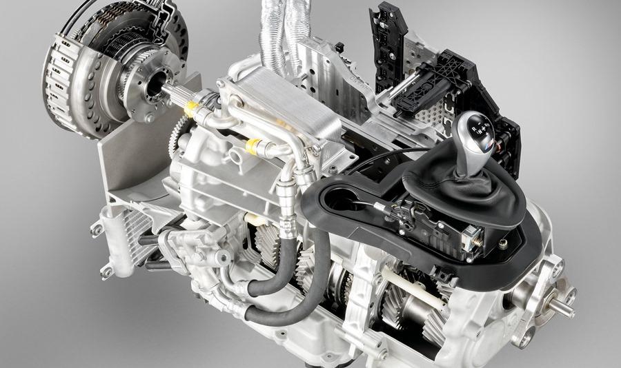 bmw DCT gearbox