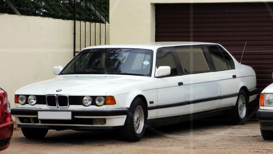 BMW E32 лимузин