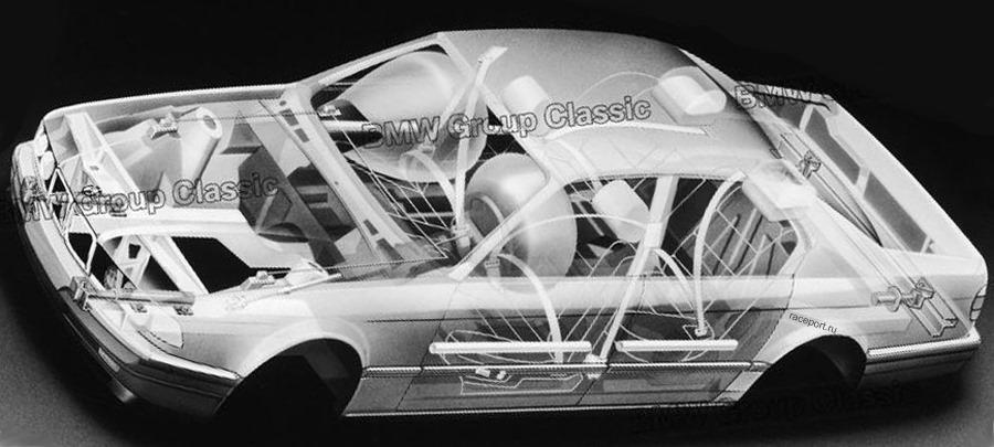 BMW E32 Body