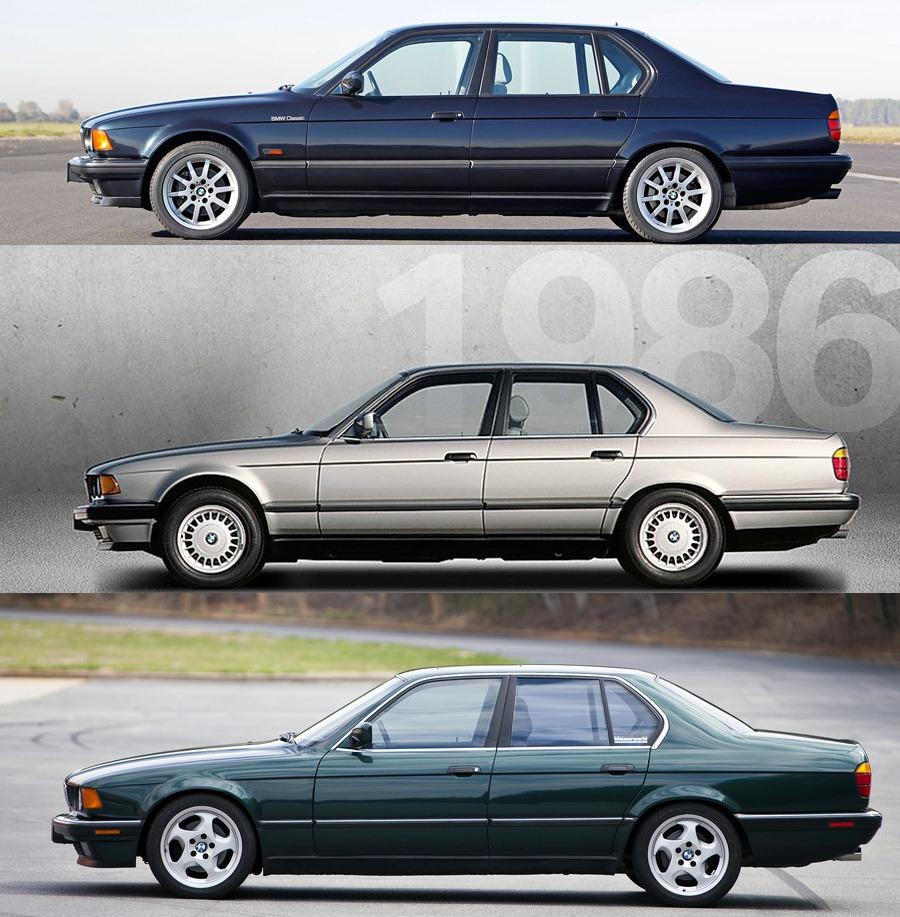 BMW E32